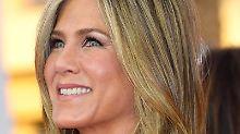 Jennifer Aniston entdeckt auf der Leinwand mütterliche Gefühle. Foto: Paul Buck