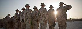 Mehr Soldaten für Mission: Bundestag stoppt Abzug aus Afghanistan