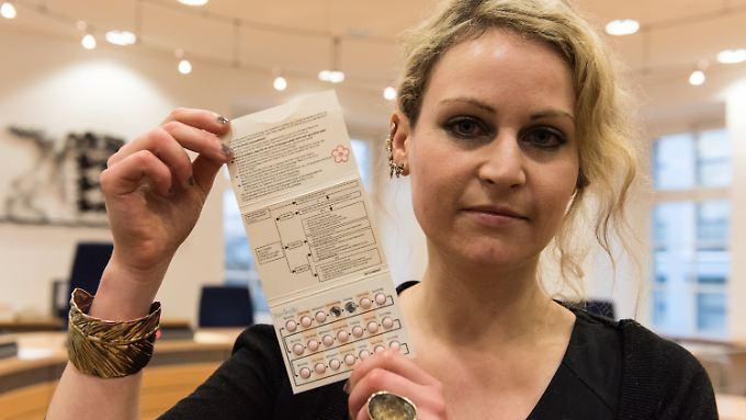 Krank durch Anti-Baby-Pille?: 31-Jährige verklagt Bayer