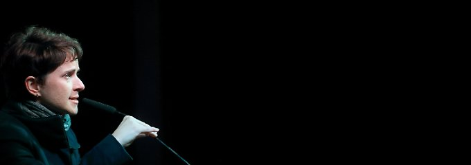 AfD-Chefin Frauke Petry könnte mit ihrer Partei in fünf Ländern Erfolge feiern.