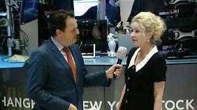 "Sandra Navidi, BeyondGlobal: Zinserhöhung kommt ""zum richtigen Zeitpunkt"""