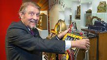 Spielhallen bleiben in Familienhand: Automaten-Patriarch gründet Stiftung