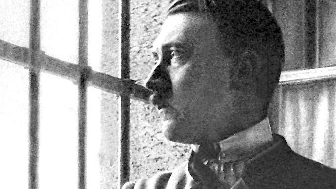 Adolf Hitler saß 1923 wegen eines Putschversuchs im Gefängnis in Landsberg.