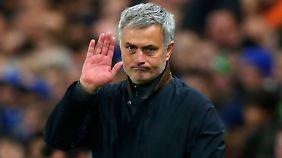 Wollte nicht gehen, sondern wurde gegangen: Mourinho.