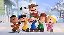 Peanuts verschönern Weihnachten: Gib niemals auf, Charlie Brown!
