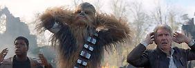 """Bestes Quartal der Geschichte: """"Star Wars"""" bringt Disney Rekord-Ergebnis"""
