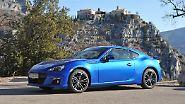 Noch arger traf es Subaru mit dem BRZ. Im Jahresverlauf gab es lediglich 67 Neuzulassungen des 200 PS starken Coupés mit Boxermotor.