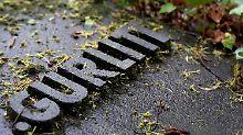 Das Grab von Gurlitts Vater.
