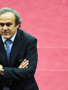 Will weiter um seinen Posten bei der Uefa kämpfen: Michel Platini.