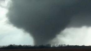 Tote und Verletzte: Tornados wüten im Südosten der USA