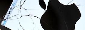 TecDax-Papier gerät unter Druck: Sorge um Apple belastet Zulieferer-Aktien