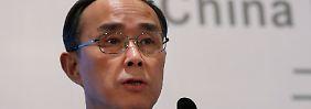 Verdacht der Korruption: Chef der China Telecom verschwunden