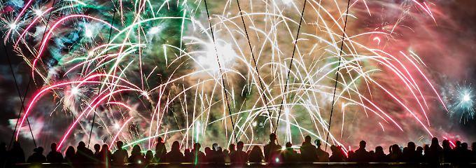 Über die Hälfte des weltweit verkauften Feuerwerks kommt aus dem chinesischen Liuyang.