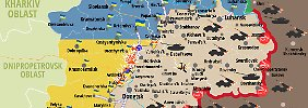 Kämpfe und Tote trotz Waffenruhe: Was gibt's Neues in der Ukraine?