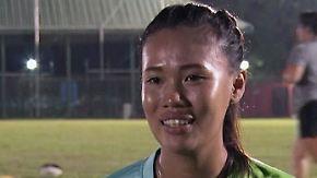 Sport und Entwicklungshilfe: Laoten sind im Rugby-Fieber