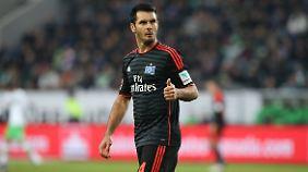 Emir Spahic vom hamburger SV erhielt aus Frankreich einen unrühmlichen Titel.