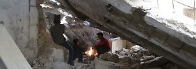 Europäisches Hilfswerk: Müller fordert Marshallplan für Syrien