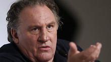 Filmische Annäherung an Diktator: Gérard Depardieu mimt Josef Stalin