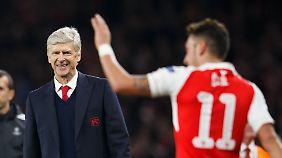 Arsenals Trainer Wenger will nach Mesut Özil noch mehr Stars an die Themse locken.
