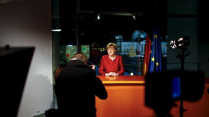 """Merkels Ansprache im Wortlaut: """"Es kommt darauf an, dass wir uns nicht spalten lassen"""""""