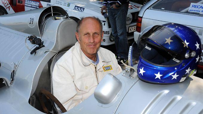 Seit 2012 ist Stuck Präsident des Deutschen Motor Sport Bundes.