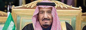 Kommentar: Nicht kuschen vor den Saudis!