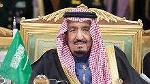 Hinrichtungen in Riad: Nicht kuschen vor den Saudis!