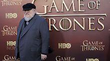 """Sechste Staffel """"Game of Thrones"""": George R.R. Martin arbeitet noch am Buch"""
