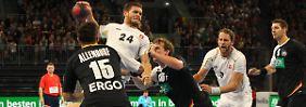 Jetzt fallen auch Ersatzspieler aus: Handball-Nationalteam ohne Stars zu EM