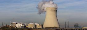 Ursache unklar, keine Gefahr: AKW-Reaktor Doel 1 schaltet sich ab