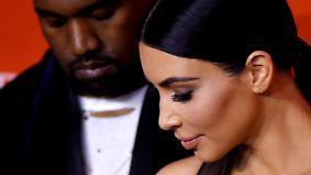 Promi-News des Tages: Kim Kardashian postet erstes Foto von Sohn Saint