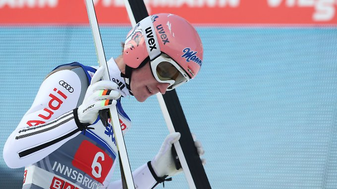 Verliert in der Gesamtwertung weiter an Boden: Severin Freund.