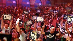 """Flying Scotsman"" vs ""Jackpot"": Darts-WM bekommt ihr Traumfinale"