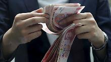 Dividendenauszahlungen behindert: China legt Gewinne deutscher Firmen auf Eis