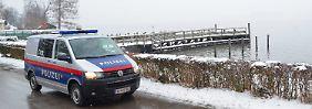 Etwa 70-jährige Tote: Zwei Koffer mit Leichenteilen entdeckt