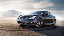 Dass auch Nissans Nobeltochter Infiniti nicht nur das Q60 Coupé, ...