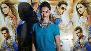 Traumfrau aus Bollywood: Deepika Padukone wickelt alle um den Finger