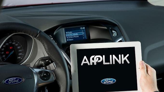 Toyota arbeitet lieber mit dem Konkurrenten Ford zusammen als mit Google oder Apple.