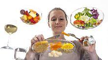 Ernährungsreport 2016: Salat schlägt Schnitzel