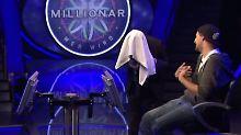 """Salbeitee und Zwangsheirat: Atemnot bei """"Wer wird Millionär?"""""""