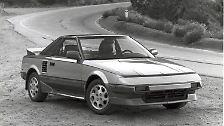 Toyota MR-2. Die allerdings wiederum teurer waren als der ...