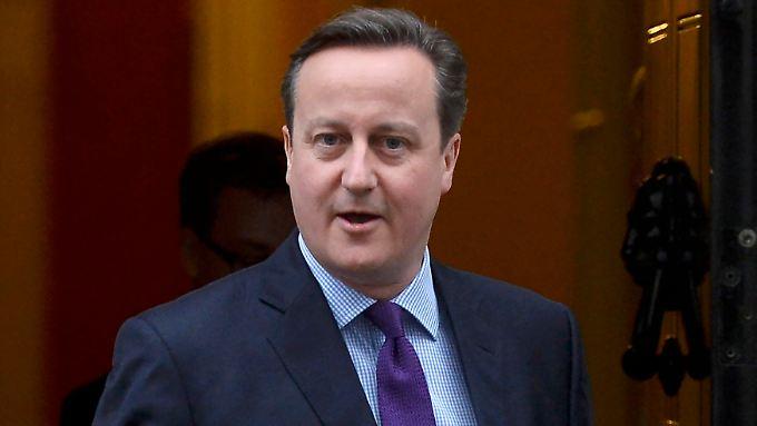 """Zum """"Brexit"""" wird es zwar eine klare Regierungsposition geben, aber die Minister dürfen anderer Meinung sein."""