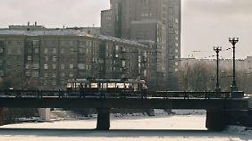 Die Kälte hat die Ukraine im Griff - Stromausfälle können da fatal sein.