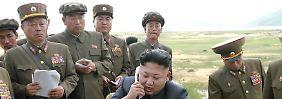 """""""Strategische Entscheidung"""": Nordkorea meldet Wasserstoffbombentest"""