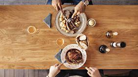Ernährungsreport 2016: Das essen die Deutschen