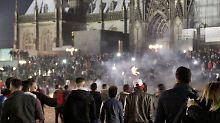 """Kölner Silvesternacht 2015-2016: Abschlussbericht sieht """"fatalen Sogeffekt"""""""