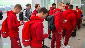 Für den FC Bayern heißt es auch in diesem Winter ganz unpolitisch: Auf nach Katar!