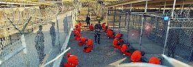 Soll bis zum Ende von Obamas Amtszeit geschlossen werden: Guantánamo