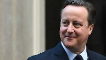 """Großbritanniens Premier David Cameron will den """"Brexit"""" verhindern."""