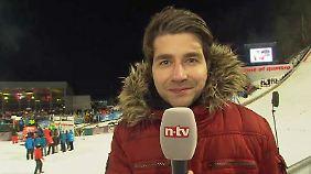 """Kyrill Ring aus Bischofshofen: """"Freund muss sich nicht grämen"""""""